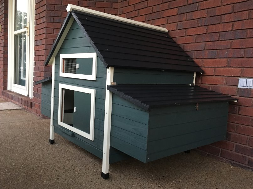 Small Porch coop